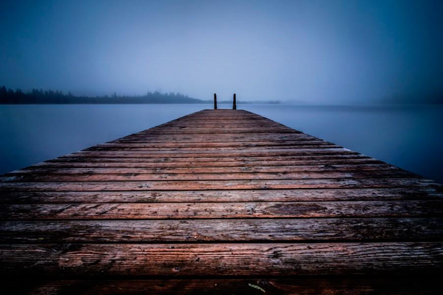 Fotos im Nebel