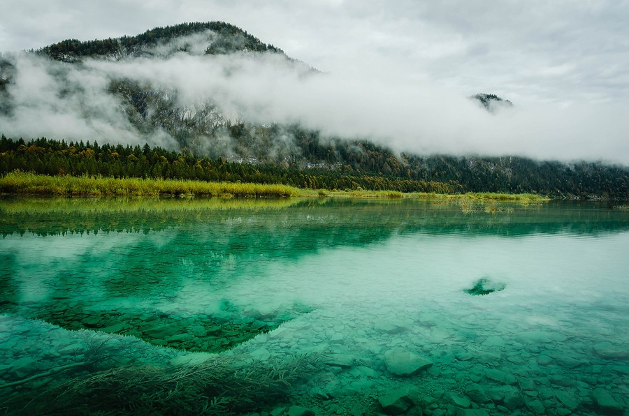 Unterwegs im deutsch-oesterreichischen Yosemite – Teil 1