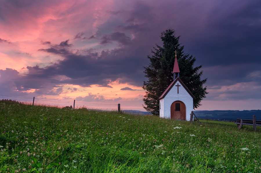Landschaftsfotografie Simon Bauer Fatima Saulgrub